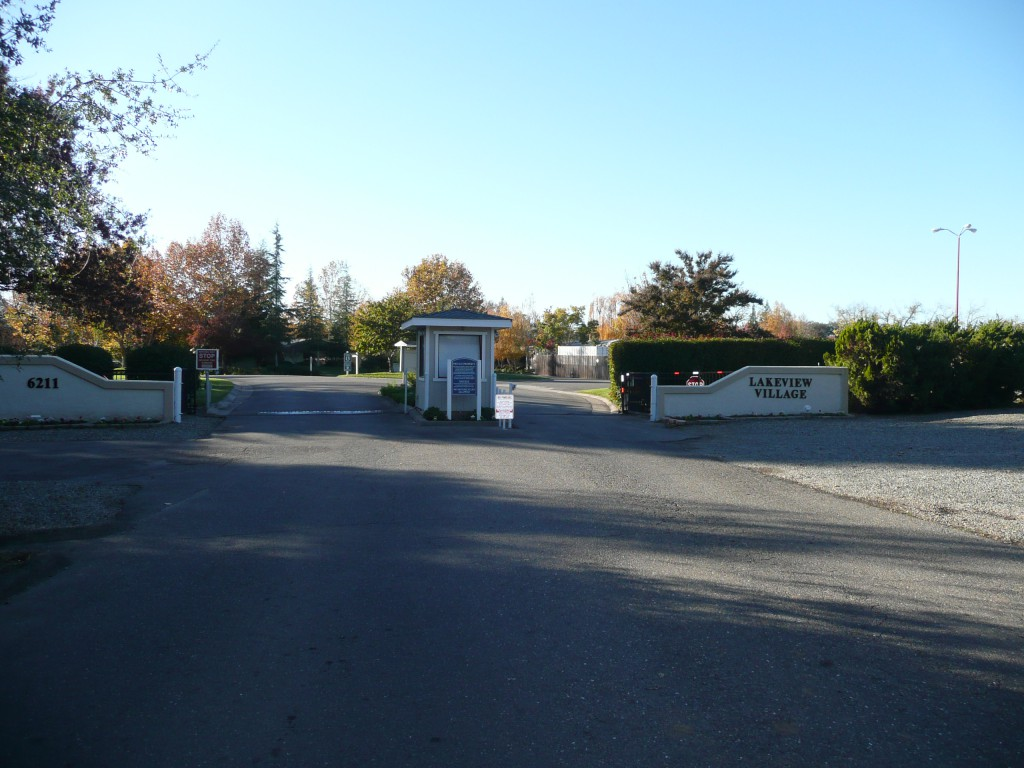 LV Entrance